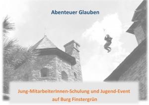 Jung-MitarbeiterInnen-Schulung – LEIDER ABGESAGT! @ Burg Finstergrün