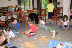 """Familienfreizeit """"einfach gemeinsam"""" @ Jugend- und Familiengästehaus in Veitsch"""